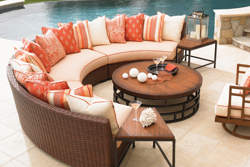 Tommy Bahama Ocean Club Outdoor Furniture At Carefree Living