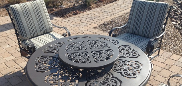 OW Lee Fire Chat Project from Carefree Outdoor Living